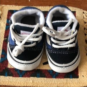 Baby Vans shoes NEW